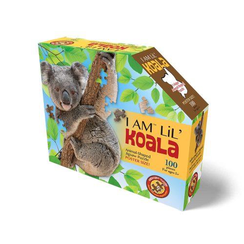 Wow poszter méretű forma puzzle - Koala, 100 db