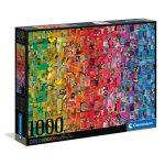 Kollázs 1000 db-os puzzle