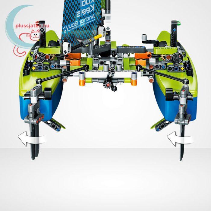 LEGO Technic 42105 - Katamarán, mozgatható tartozékok
