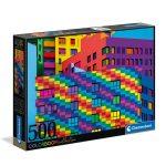 Négyzetek 500 db-os puzzle