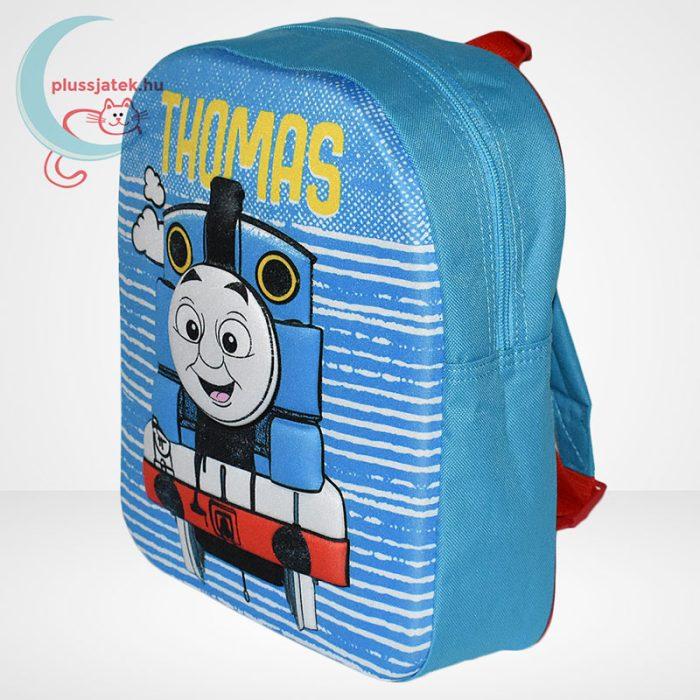 Thomas a gőzmozdony: kék Thomas ovis táska, hátizsák, balról