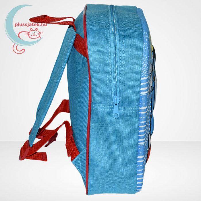 Thomas a gőzmozdony: kék Thomas ovis táska, hátizsák, oldalról