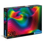 Hullámok 500 db-os puzzle