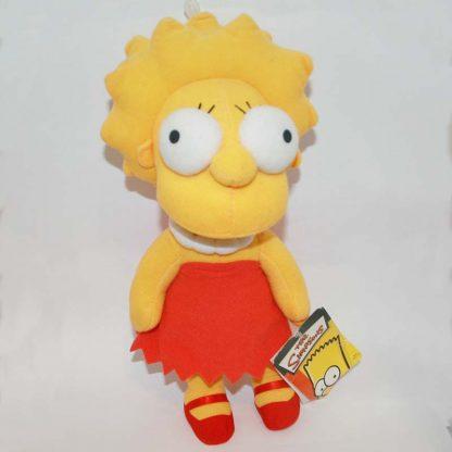 30 cm-es Lisa Simpson plüssfigura