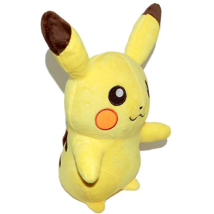 32 cm-es óriási plüss Pikachu Pokémon hátulról