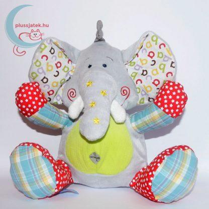 Tiamo ABC elefánt plüss babáknak