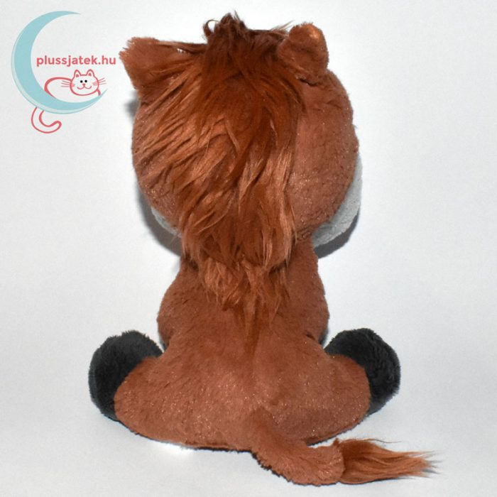 Big Headz nagyfejű plüss ló (Cukifejek lovacska) hátulról