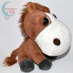 Big Headz nagyfejű plüss ló (Cukifejek lovacska) jobbról