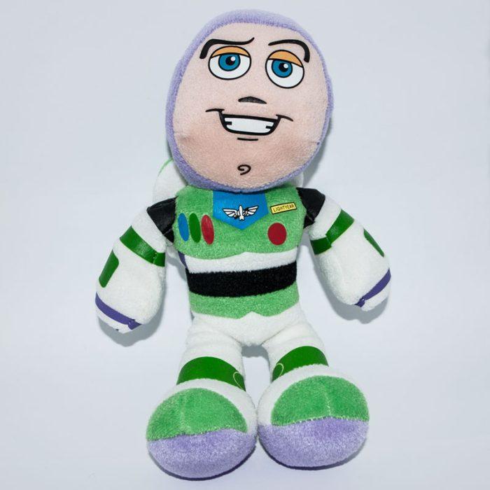 Buzz Lightyear Toy Story plüss