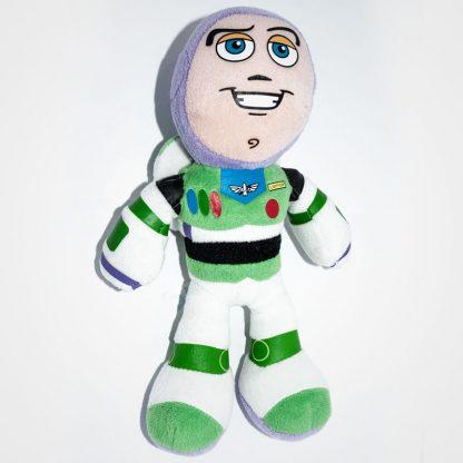 Buzz Lightyear Toy Story plüssjáték szemből