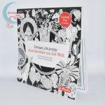 Dream Journey 30 képes felnőtt színező, kifestő tömb