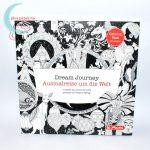 Dream Journey 68 képes felnőtt kifestő, színező könyv