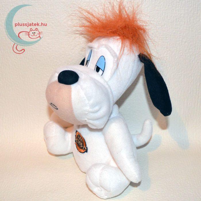 Droopy a mesterdetektív plüss kutya balról