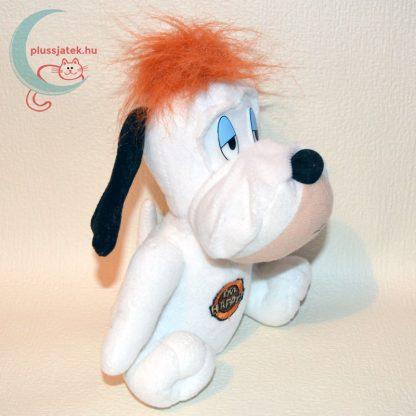 Droopy a mesterdetektív plüss kutya jobbról