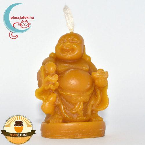 ELMA nevető Buddha méhviasz gyertya