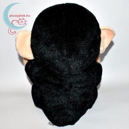Hatalmas csillogó szemű szerelmes plüss majom hátulról