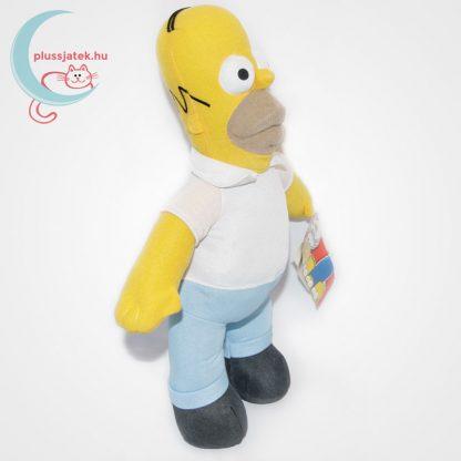 Homér Simpson plüss 40 cm jobbról