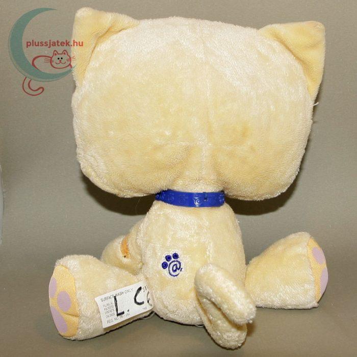 LPS Littlest Pet Shop plüss cica hátulról