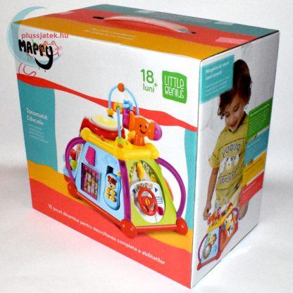 Mappy Toys tevékenységi központ doboza oldalról