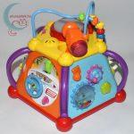Mappy Toys tevékenységi központ oldal 3