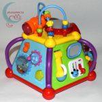 Mappy Toys tevékenységi központ oldal 2