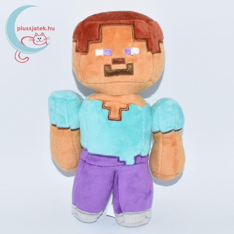 Minecraft Steve plüss