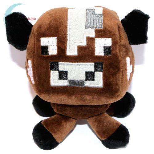 Minecraft barna színű plüss tehén