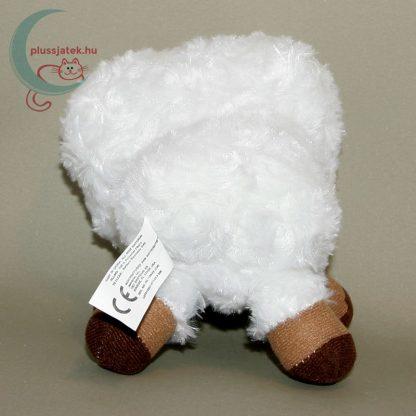 Minecraft fehér plüss bárány hátulról