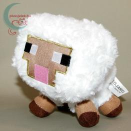 Minecraft fehér plüss bárány balról