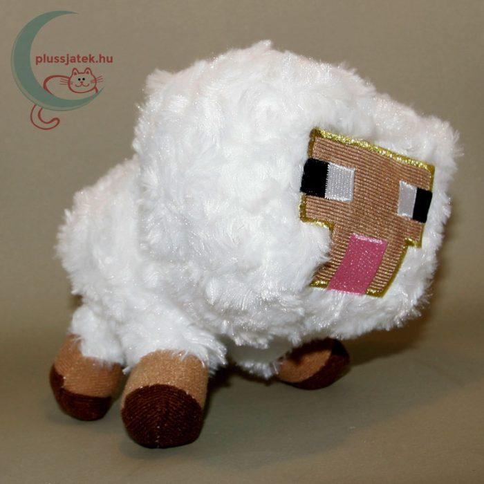 Minecraft fehér plüss bárány jobbról