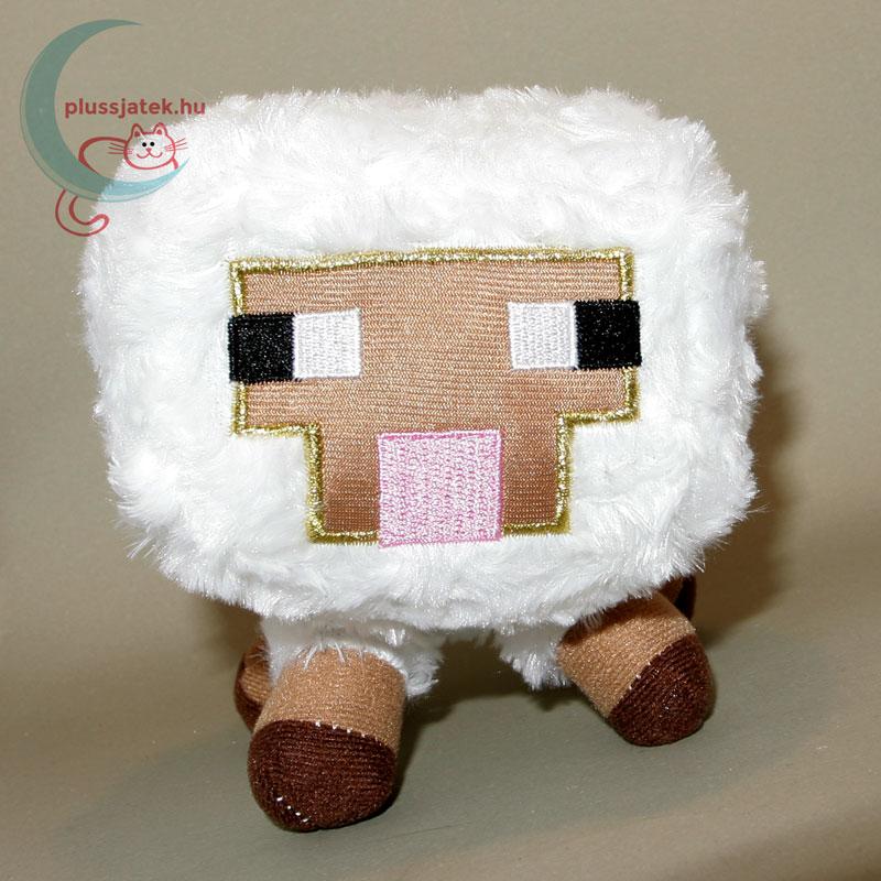 Minecraft fehér plüss bárány