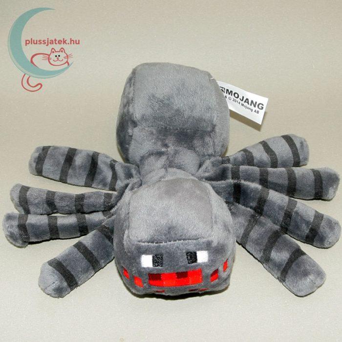 Minecraft Spider pók plüss felülről