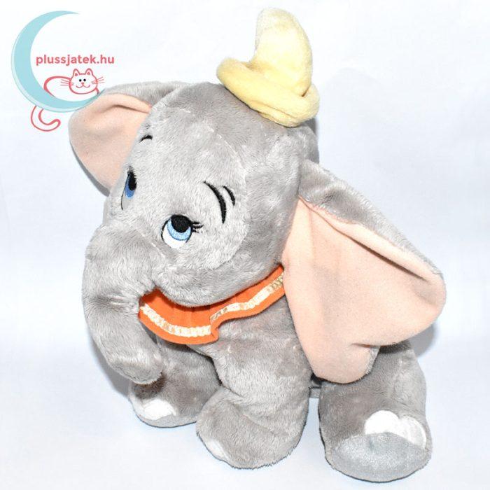 Nagy Dumbo elefánt plüss balról