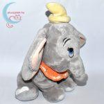 Nagy Dumbo elefánt plüss jobbról