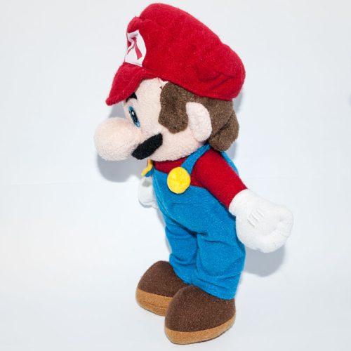 Nintendo Super Maro plüss figura balról