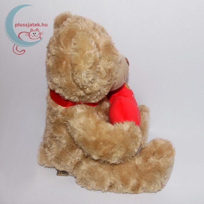 Pihe-puha masnis szerelmes medve jobb oldalról