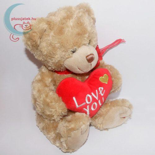 Pihe-puha masnis szerelmes medve jobbról