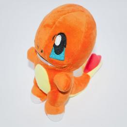 Pokemon Charmander oldalról-fentről