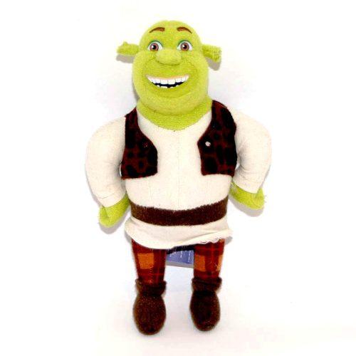 Olcsó Shrek plüss figura szemből