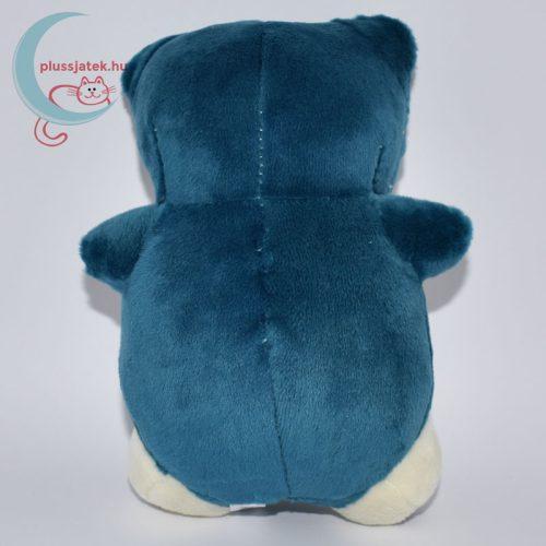 Snorlax pokémon plüss hátulról