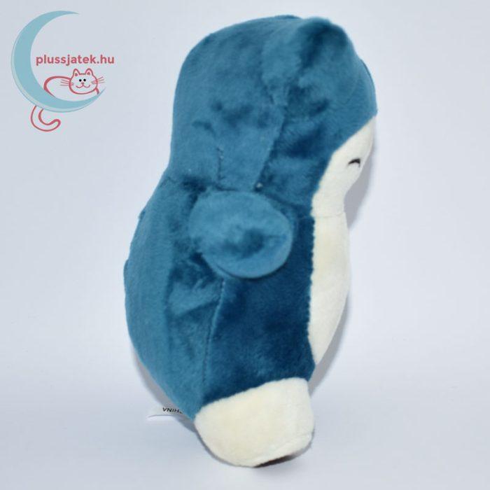 Snorlax pokémon plüss oldalról