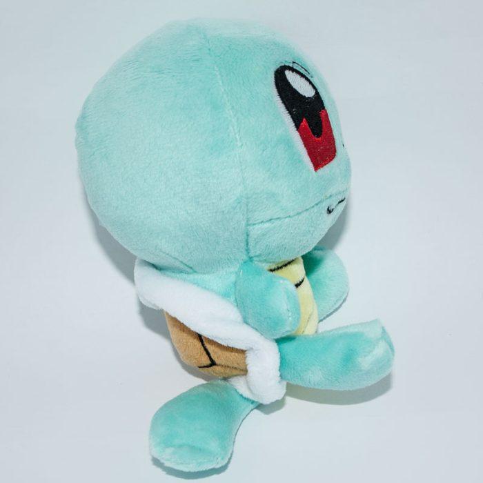 Squirtle Pokémon plüss balról