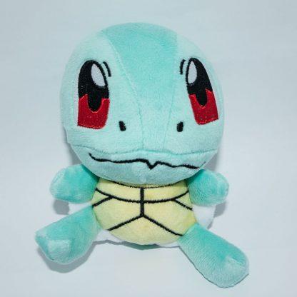 Squirtle Pokémon plüss szemből