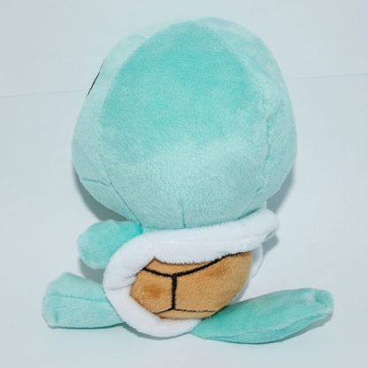 Squirtle Pokémon plüss játék hátulról