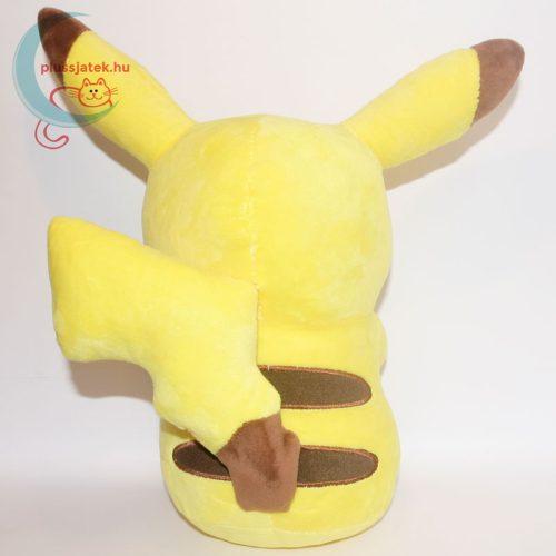 Szerelmes 32 cm-es Pikachu Pokémon plüss hátulról