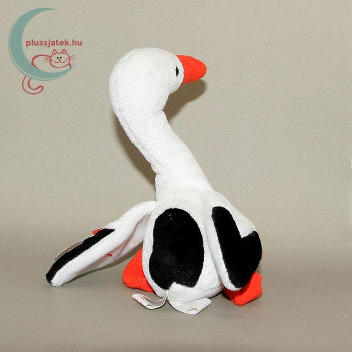 TY Beanie Babies plüss gólya madár hátulról