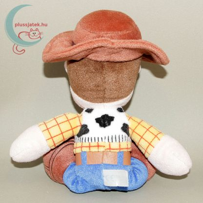 Toy Story Woody plüss figura hátulról