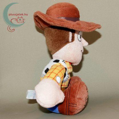 Toy Story Woody plüss figura jobb oldalról