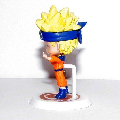 Uzumaki Naruto anime figura bal oldalról