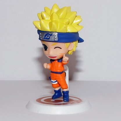 Uzumaki Naruto anime figura balról